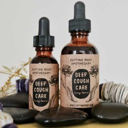 Deep Cough Care Tincture