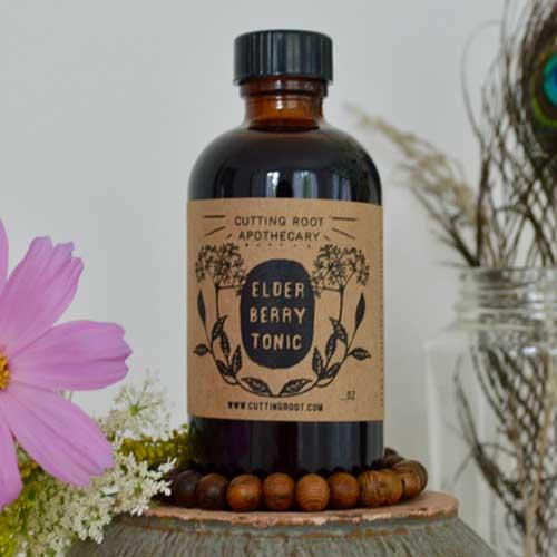 Elderberry Tonic Syrup